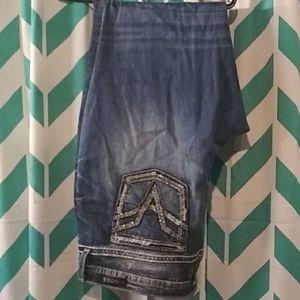 Plus size Vigoss jeans NWOT